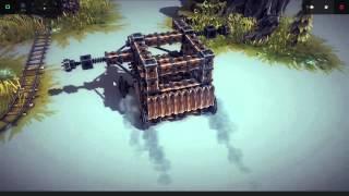Point GK : Besiege   Jeux vidéo par Gamekult