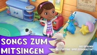 """Doc McStuffins """"Iss gesund"""" - Tolle Songs zum Mitsingen - bei DISNEY JUNIOR"""