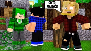ŚLEDZIŁEM GO PRZEZ CAŁY DZIEŃ! ZOBACZ CO ODKRYŁEM! l Minecraft BlockBurg