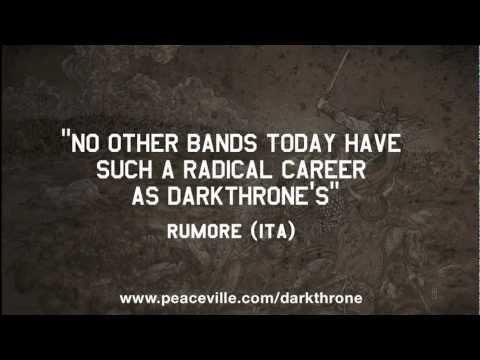 Darkthrone - Lesser Men (edit) (from The Underground Resistance) (album reviews trailer)