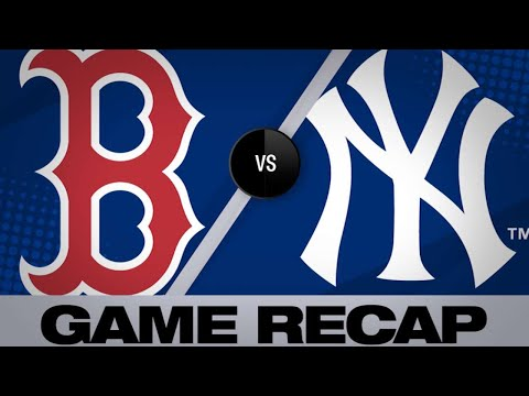 6/1/19:-sanchez,-bullpen-lift-yankees-to-5-3-victory