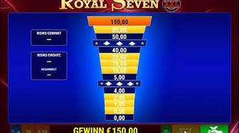 Royal Seven XXL online spielen - Merkur Spielothek / Bally Wulff