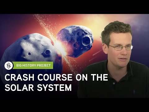 Crash Course Big History #3: The Solar System & the Earth
