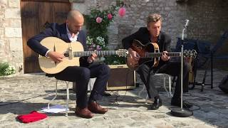 KAMi & LUDO : Groupe Duo Jazz manouche animation & Rock 50s * Paris | mariages, événements