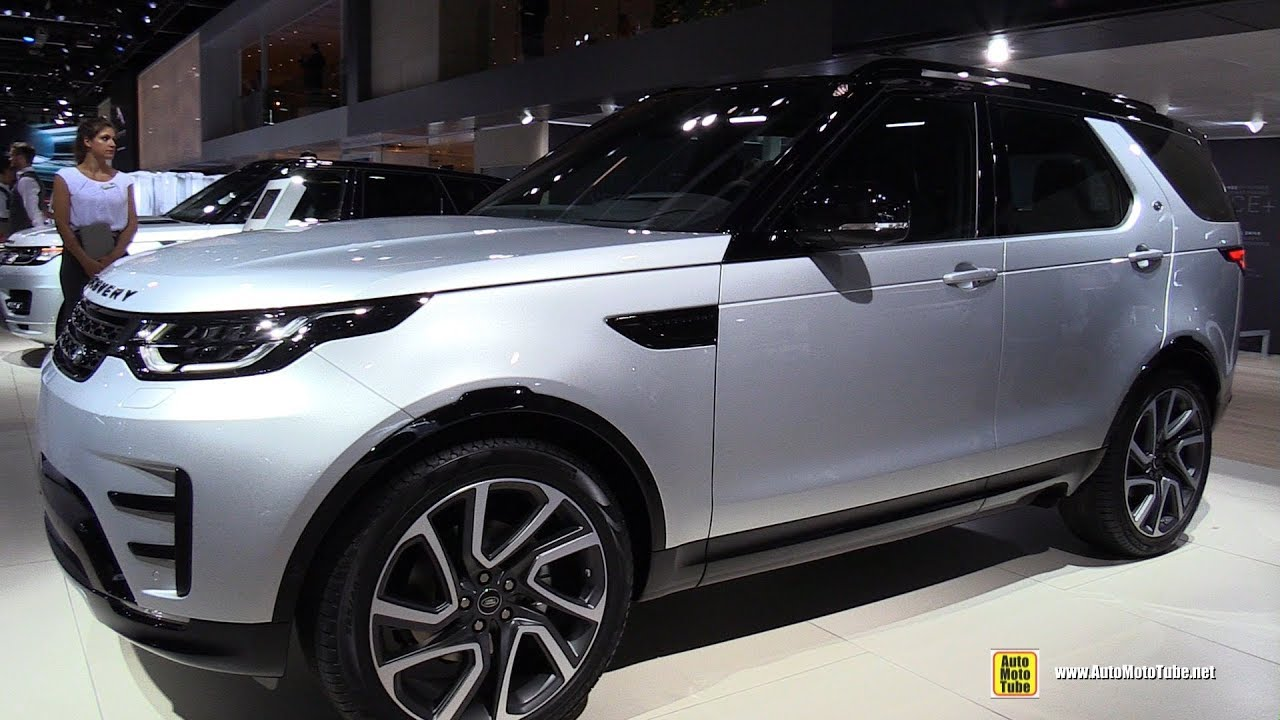 2018 land rover discovery exterior and interior walkaround 2017 frankfurt auto show youtube. Black Bedroom Furniture Sets. Home Design Ideas