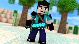 Tutorial - Como Fazer Uma Thumbnail De Minecraft Avançada + iniciantes! ( Cinema 4D ‹ GeovanePlay ›