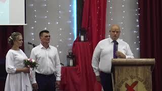 Служение 28 07 2019  Венчание Алексея и Галины !
