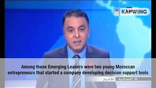 SOWIT featured in Morocco National TV 2M