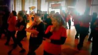 TMO Visit Malaysia Year 2014 Flash Mob @ Kuching Int. Airport - JKKN Sarawak & Tourism Sarawak