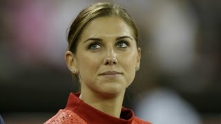 Alex Morgan Says Lionel Messi is THE Best Player in The World || #MustWatch ||