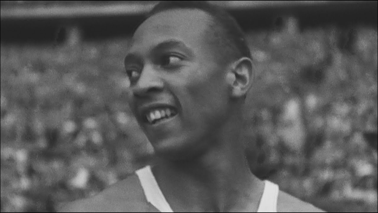 Jesse Owens: A Chilly Reception In Nazi Germany, Then Olympic Glory   Nytimes