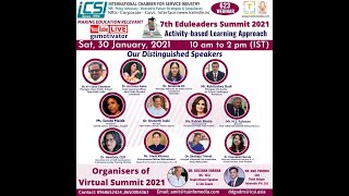 7th Eduleaders Summit 2021- Activity based Learning Approach