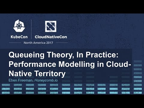 Queueing Theory, In Practice: Performance Modelling in Cloud-Native Territory [I] - Eben Freeman