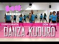 Download DANZA KUDURO   DON OMAR   BEAT FIT REMEMBER COREO MP3 song and Music Video