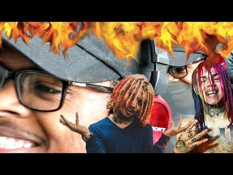 IM DONE! | Lil Dicky - Freaky Friday( Ft.Lil Pump, 6IX9INE, XXXTentacion, ImDontai) | Reaction