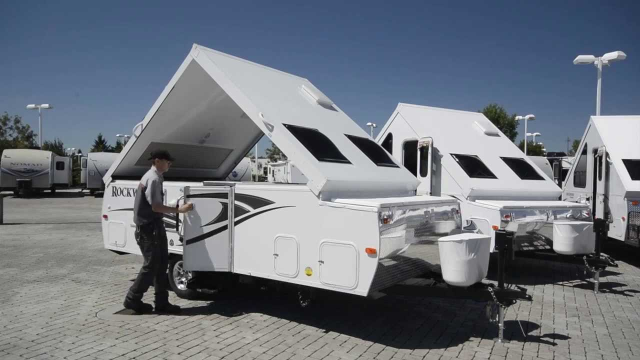Hard Tents & Hard Shell Roof Top Tent Over The Cab From ...