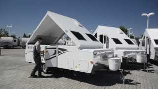 Rockwood Hard Side Tent Trailers