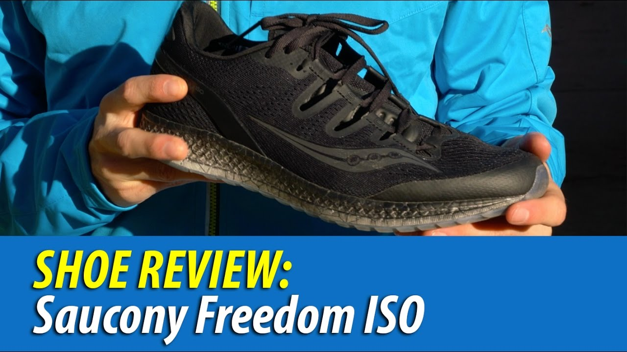Saucony Freedom Iso Men S Running Shoe