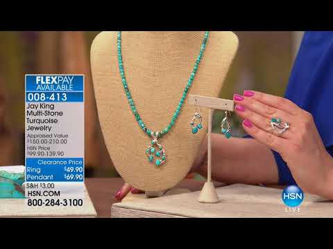 HSN | Mine Finds By Jay King Jewelry 02.10.2018 - 02 PM