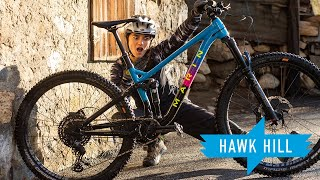 Morgane Such loves her Hawk Hill