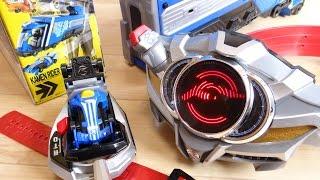 変身音はF1テーマソング!? DXシフトフォーミュラ 音声確認レビュー!タイプフォーミュラに変身 ドライブドライバー ブレイクガンナー マッハドライバー炎 仮面ライダードライブ thumbnail