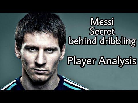 How Messi dribbles?   Secret behind Messi dribbling skills   Messi player analysis ⚫ HD
