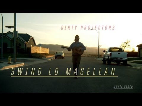 """Dirty Projectors - """"Swing Lo Magellan"""" (Official Music Video)"""