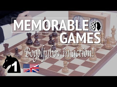 🇬🇧 Memorable Games #1: Bogoljubov vs. Mieses, Baden Baden 1925 - Dutch Defence