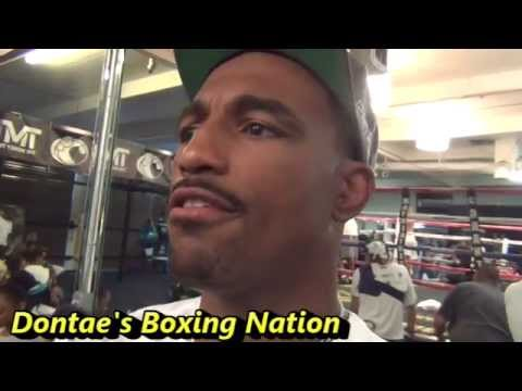 J'LEON LOVE TALKS ABOUT HIS KO LOSS AND HOW HE.......