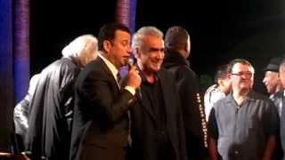 Bogdan & eyebrows from Breaking Bad inteviewed by Jimmy Kimmel