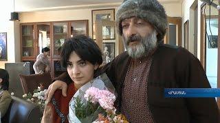 Թբիլիսիի հայկական թատրոնի Գիքորին ամենակրտսեր դերասանուհին է մարմնավորել