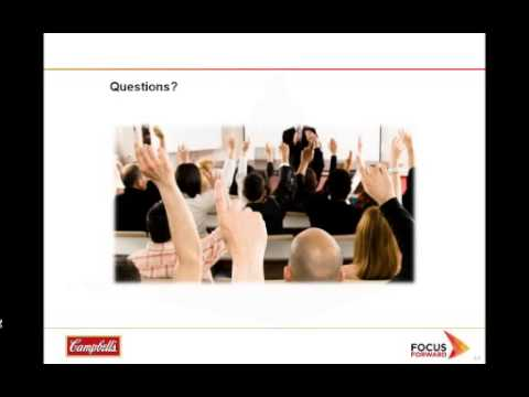 Focus Forward: Building Leaders at Campbell Soup Company