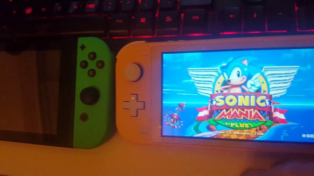 Nintendo Switch - Normal x Lite
