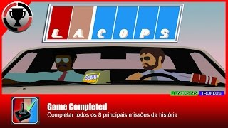 La Cops - Game Completed