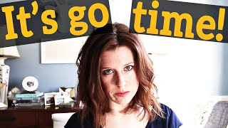 S1 Ep 1 - My Time Is Officially Up   DOES THIS BABY MAKE ME LOOK FAT?