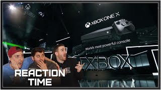 Xbox E3 2017 Full Conference - Reaction Time!