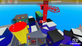 Je joue Spider-Man (Roblox)