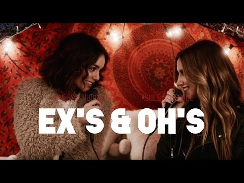 ASHLEY TISDALE & VANESSA HUDGENS - Ex's & Oh's (with Lyrics) HD!