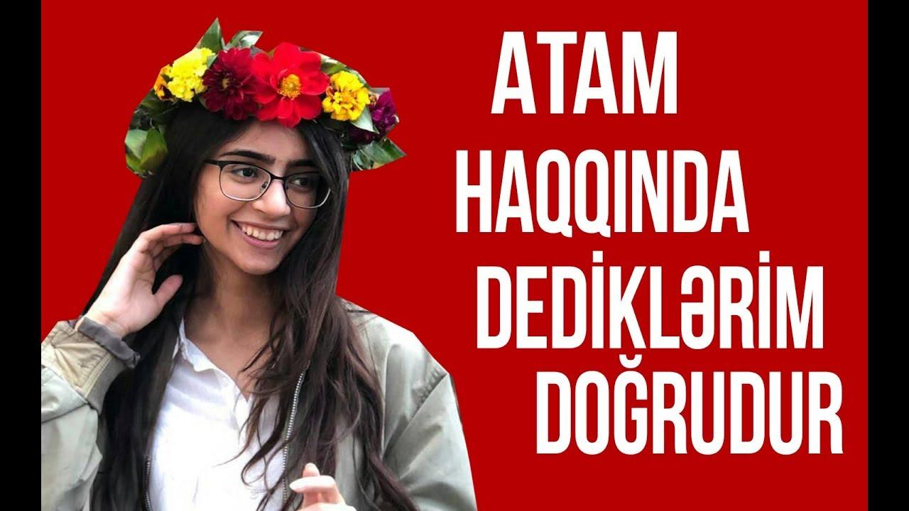 """SELCAN YAĞMUR: """"ATAM HAQQINDA DEDİKLƏRİM DOĞRUDUR"""""""
