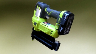 What Can You Do With A Cordless Air Nailer?