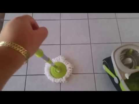 Mopnado - Walkable Deluxe Spin Mop Review By SpinMopReviews Com