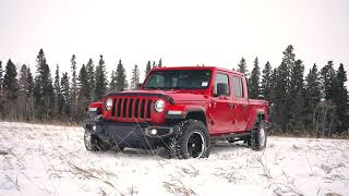 Jeep Gladiator | Southside Dodge | Red Deer