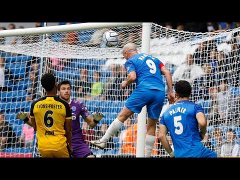 Stockport Aldershot Goals And Highlights