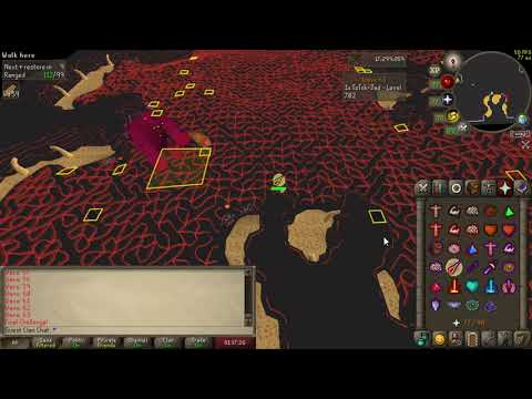 OSRS Combat Achievement: Denying the Healers II Success  