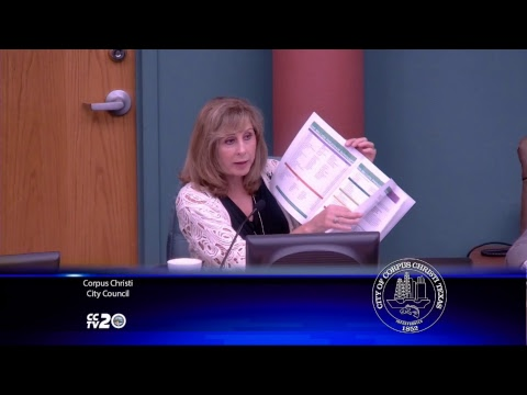 CCTVCorpusChristi City Council Meeting 7-31-18