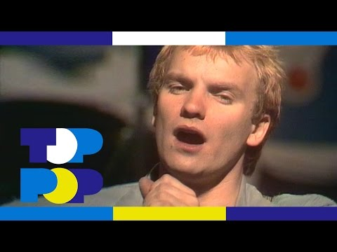 The Police - Roxanne • TopPop
