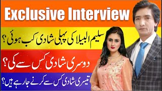 Comedian-Saleem-Albela-exclusive-Interview-face-to-face-with-Zunaira-Maham