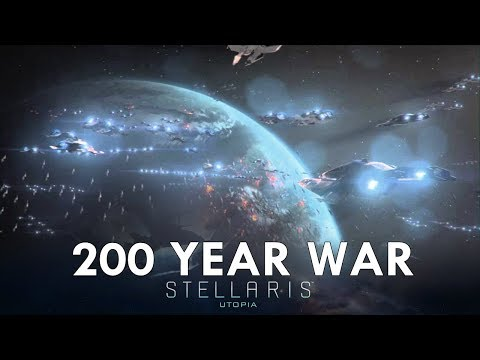 Stellaris - 200 year war of Attrition [Ironman] |