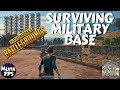SURVIVING MILITARY BASE ISLAND | SOLO IN SQUADS | PUBG TROLLS!! | PUBG (Battlegrounds)