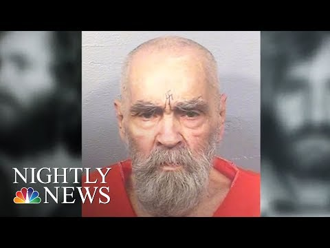 Charles Manson, Infamous Cult Leader, Dead At 83 | NBC Nightly News